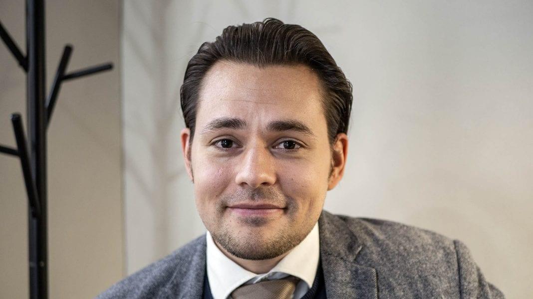 Antti Luoma-aho, Hovisepät Oy
