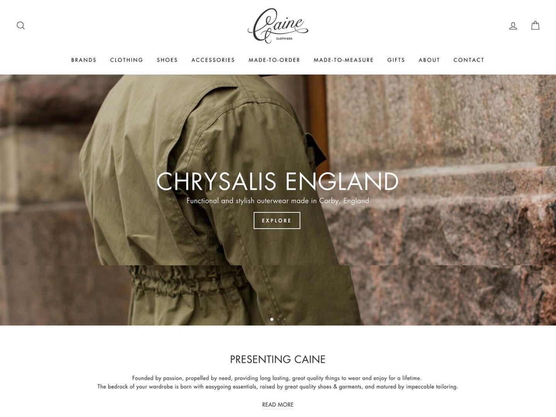 Caine Clothiers