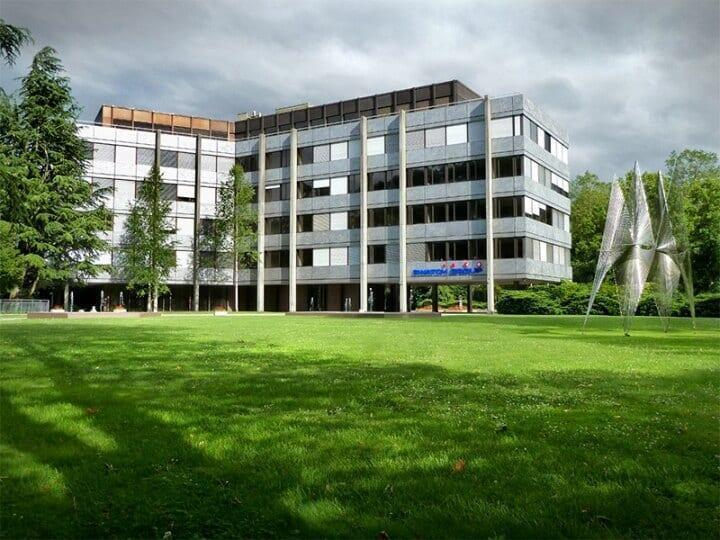 Swatch Group - päämaja