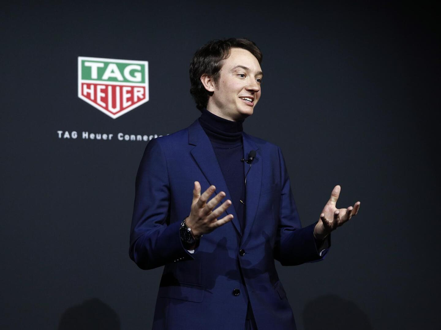 Kuva: Brian Ach/Getty Images for TAG Heuer