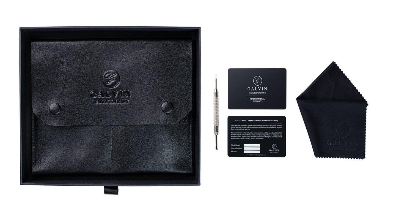 Galvin Watch Company Alku - Kickstarter-paketti