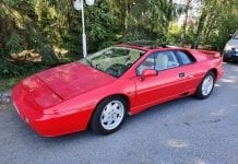 Lotus Esprit Turbo 1989