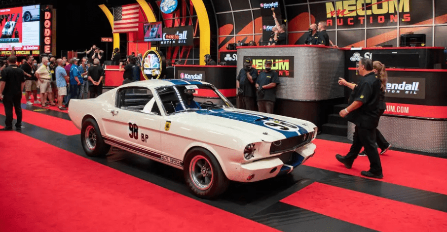 Shelby GT350R proto