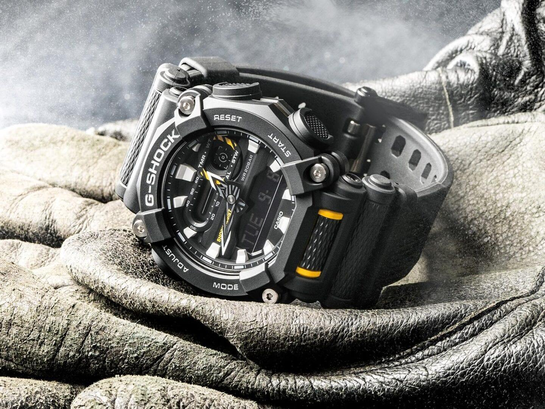 Casio G-SHOCK GA900 on katu-uskottava kello, joka ei pyytele ranteessa anteeksi olemassaoloaan.