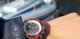 Citizen Promaster Marine Eco-Drive Yacht