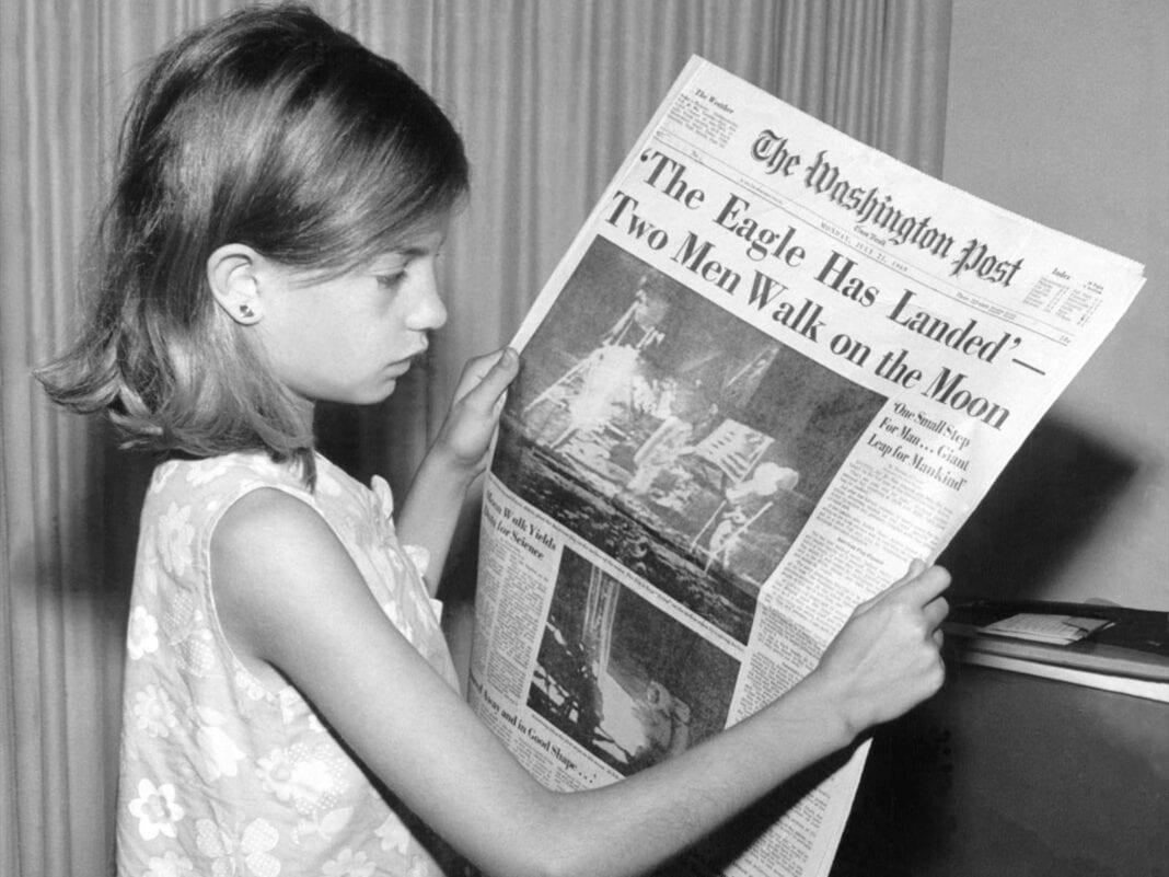 Vuosi 1969 oli historiallinen kellovuosi. Kuva: Wikimedia Commons