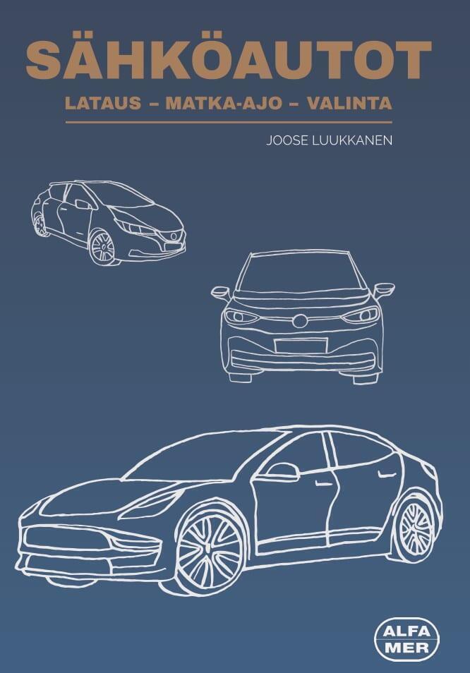 Sähköautot-kirjan kansi