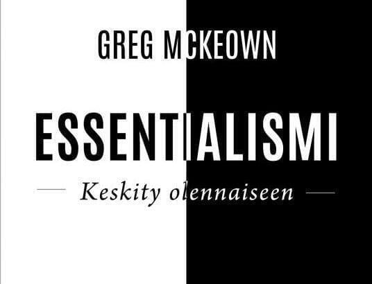 Essentialismi-kirja
