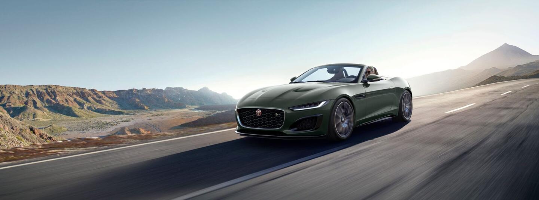 Jaguar E-Type täyttää pian 60 vuotta - legendan ...
