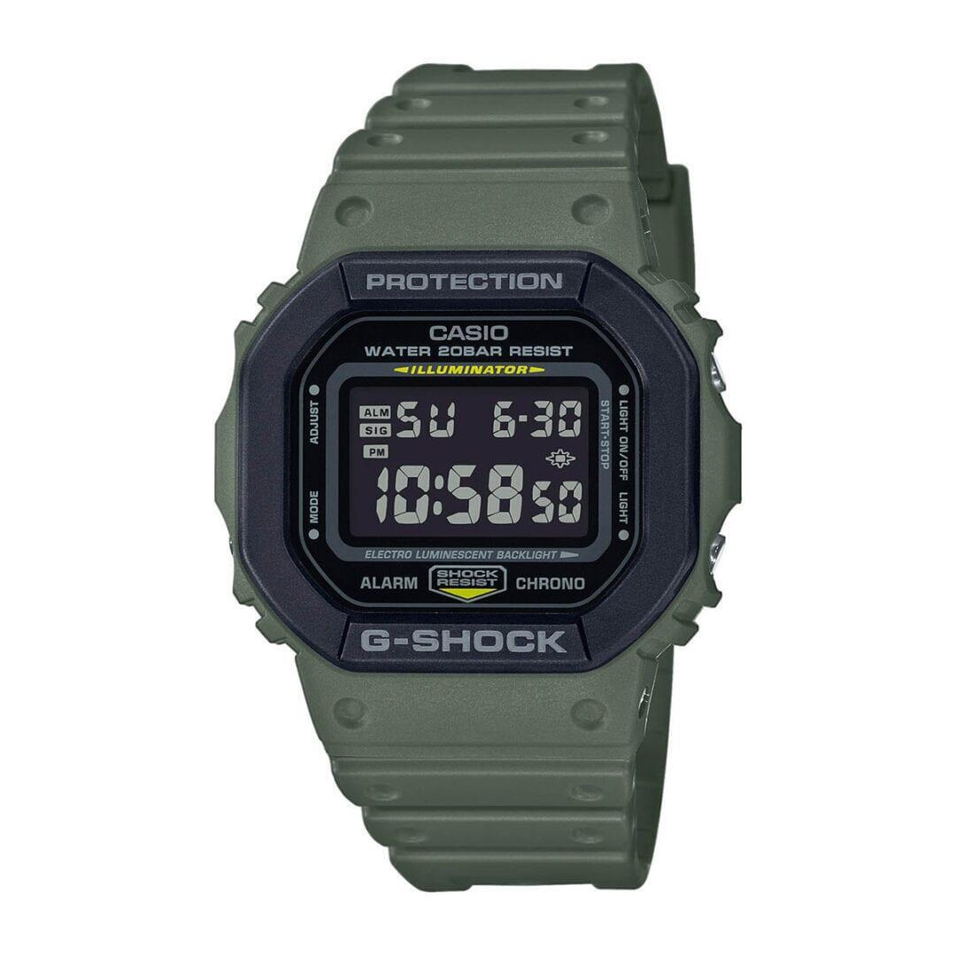 Inttikello.eu - Casio G-Shock DW-5610SU-3ER Layered Bezel