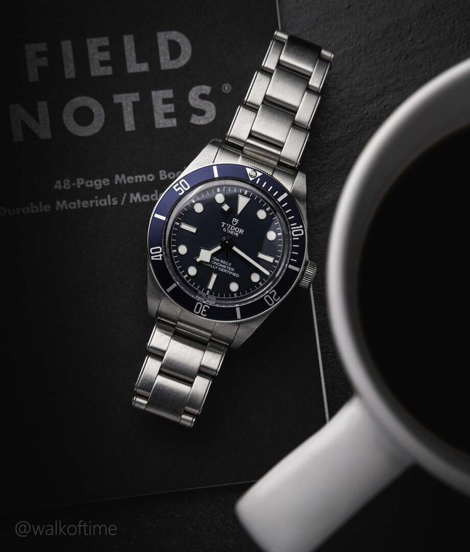 Tudor BB58 Navy Blue