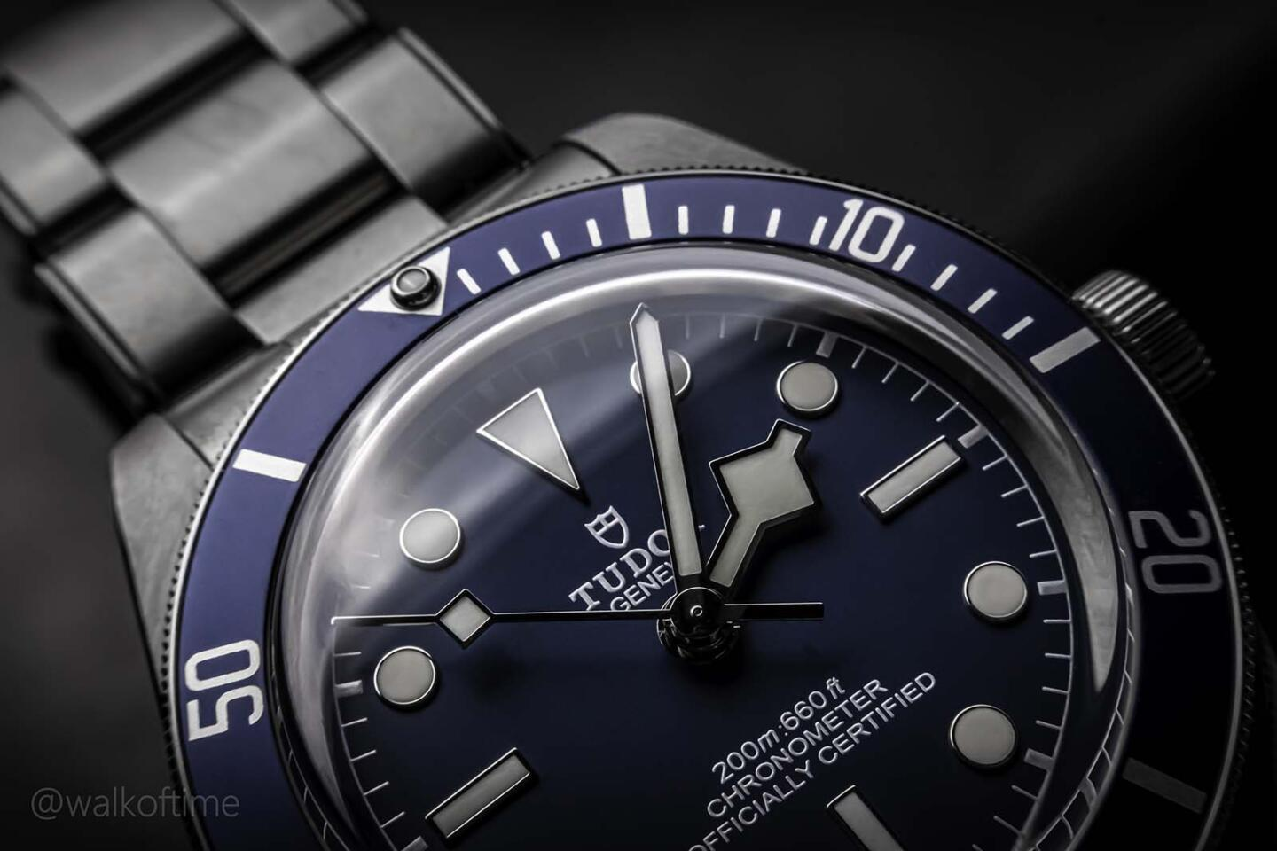 Tudor Black Bay 58 Navy Blue