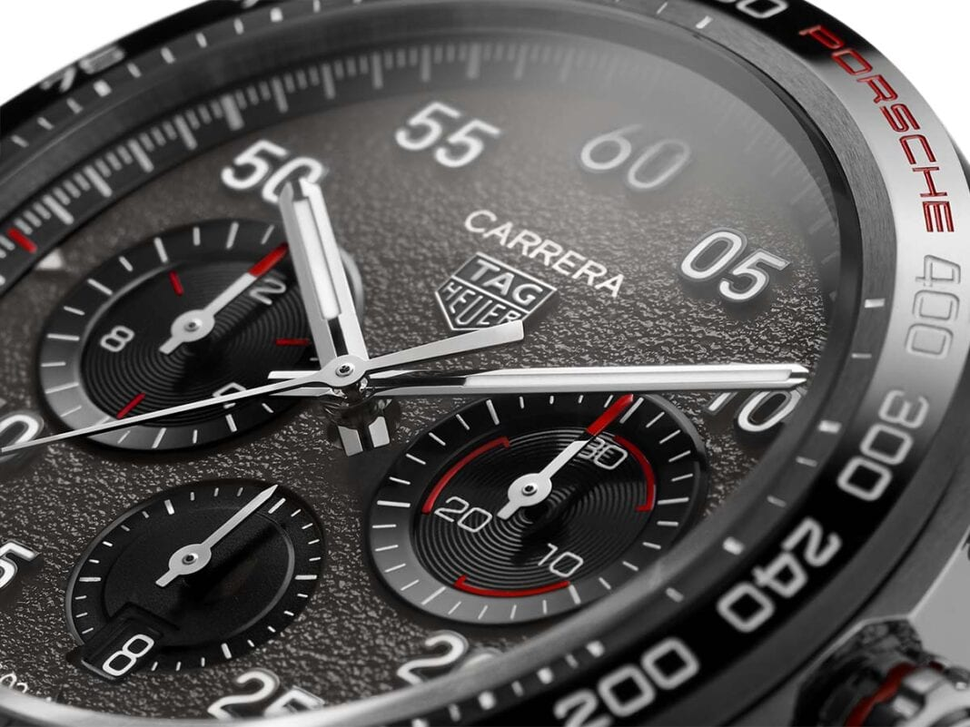 TAG Heuer x Porsche Carrera