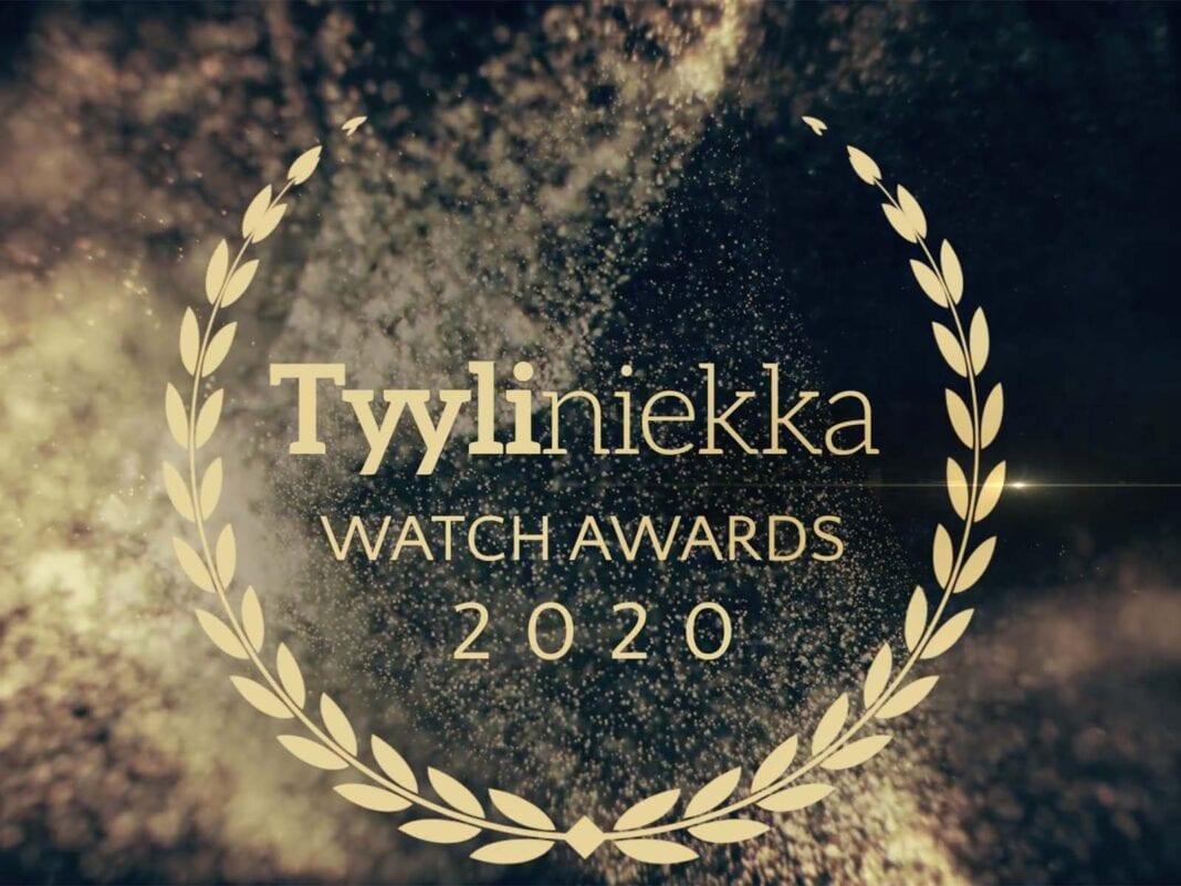 Tyyliniekka Watch Awards -palkintogaala 24.2.2021 kello 19
