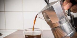 Näin valmistat hyvää kahvia mutteripannulla