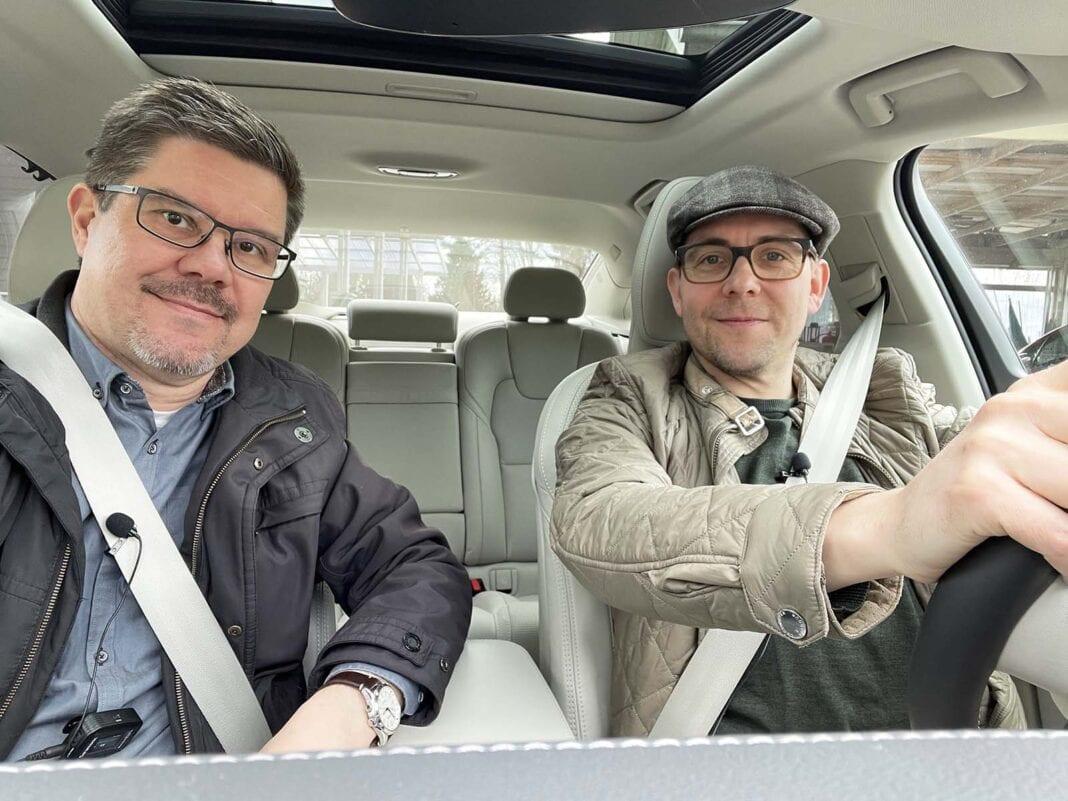 Tyyliniekka tien päällä -podcast: Volvon uutuusmallit